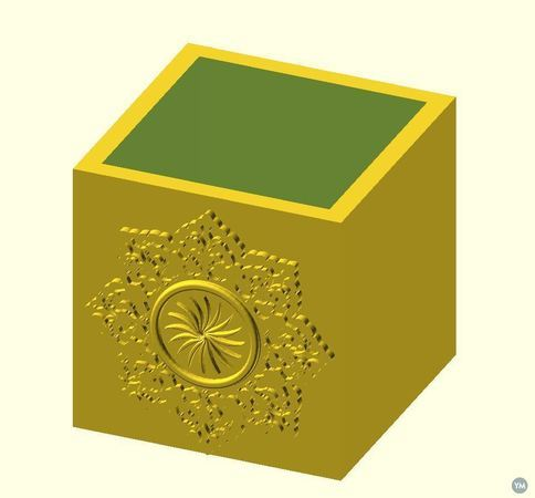 Celtic Tissue Box
