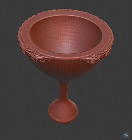 Viking Pythagorean Cup