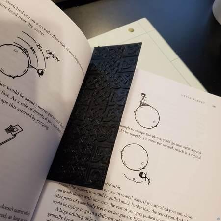 Celtic Bookmark