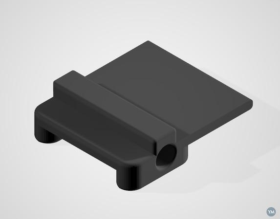 Streamlight TLR-7 rail key for P99c