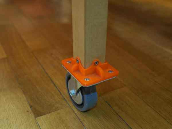 Adaptator trundle/table stand