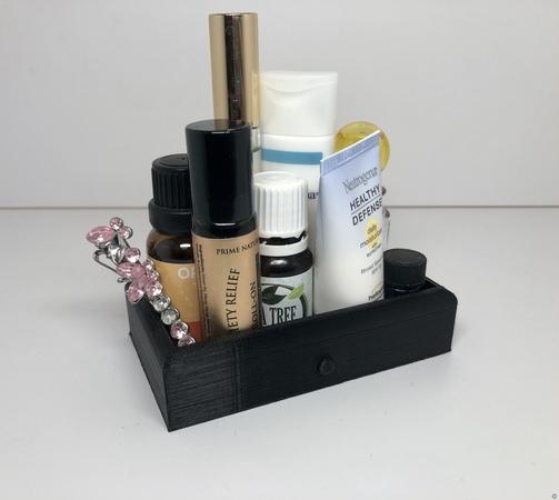Jewelry Box, Jewelry Holder, Small Nicknack Box, Miniature Drawer, Change Holder, Make up Holder