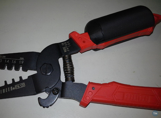 Handle padding for Engineer PA-09 crimp tool
