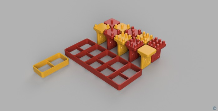Cookie domino