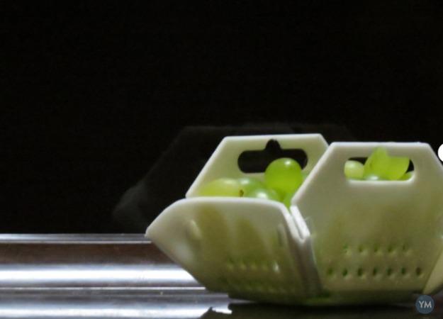 3D Printed Folding Colander  SelfCAD