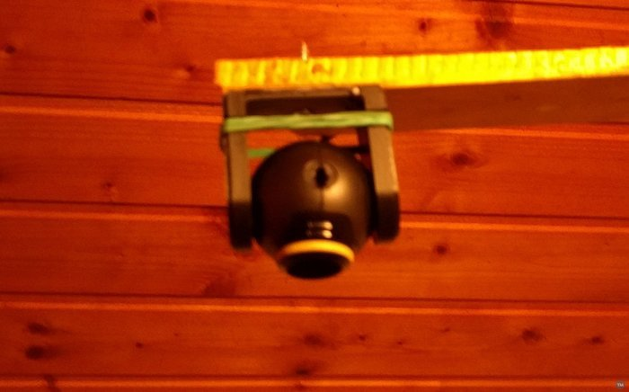Logitech Quickcam E3500 mount