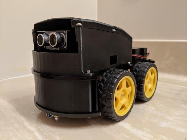 Armor for Elegoo Smart Robot Car V3 Plus