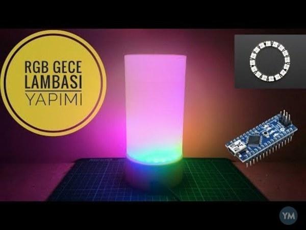 RGB NIGHT LAMP