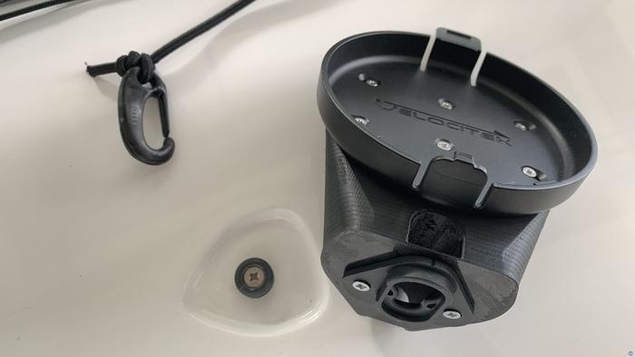 RS Aero Speedpuck mount