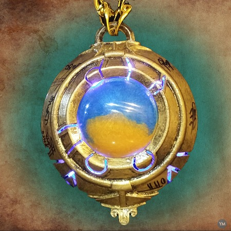 Heart of Azeroth From World of Warcraft