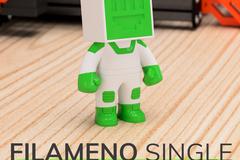 Filameno Single Extrusion 1