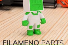Filameno Parts Extrusion 1