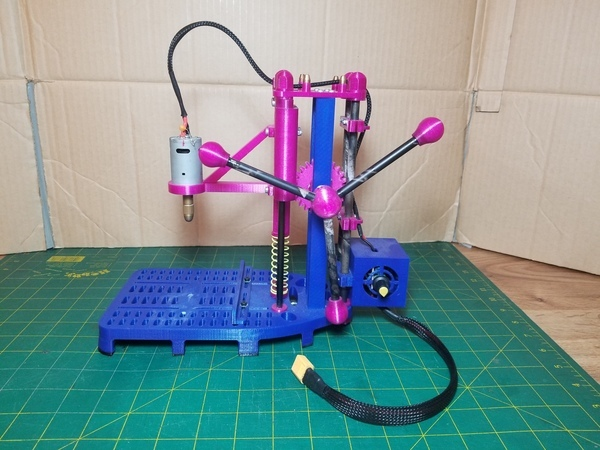 Miniature Drill Press