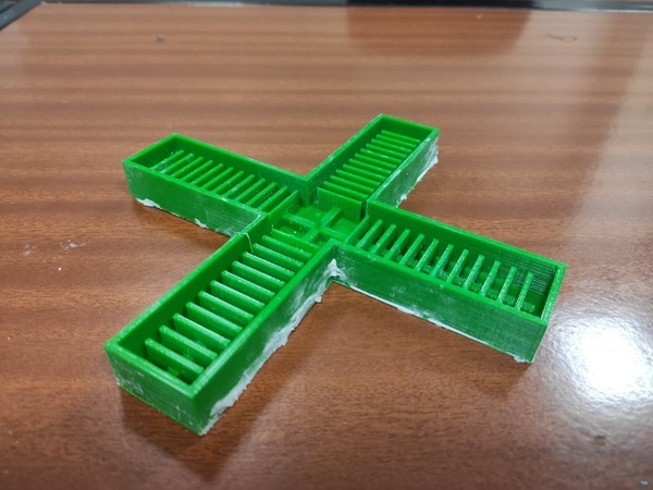 Soft Robotics Mold