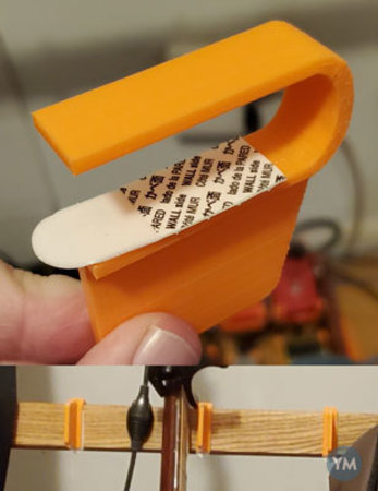 Guitar Separator for String Swing CC29 Guitar Case Rack