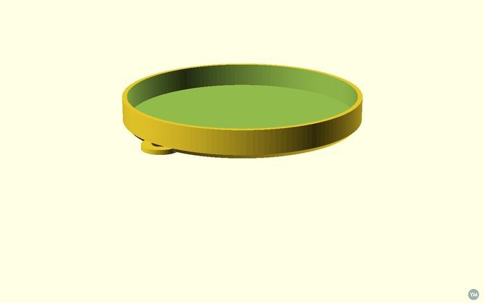 Parametric Lens Cap Generator