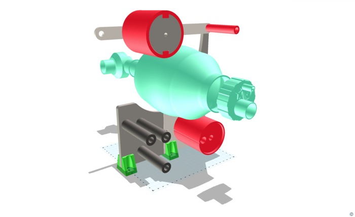 Open Source Ventilator Concept 7