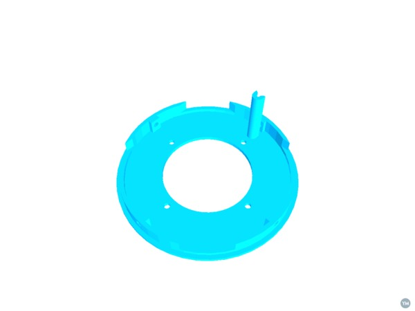 SAKAE F054620 Joystick faceplate
