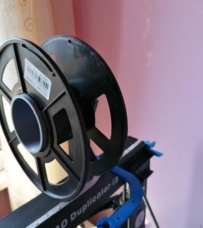 Porta bobina per wanhao i3 V2 diametro 72 mm