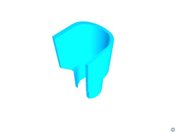 Tonearm Sleeve for Vestax Handytraxx