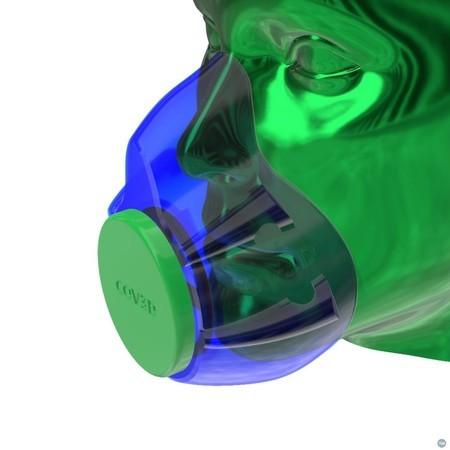 (NEW) COVR3D V2.08 - FDM 3D print optimised mask in 15 sizes (also for children)