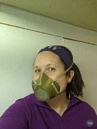 Adult Face Mask / Respirator