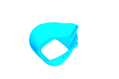 Rendering of Mask Body S Wide