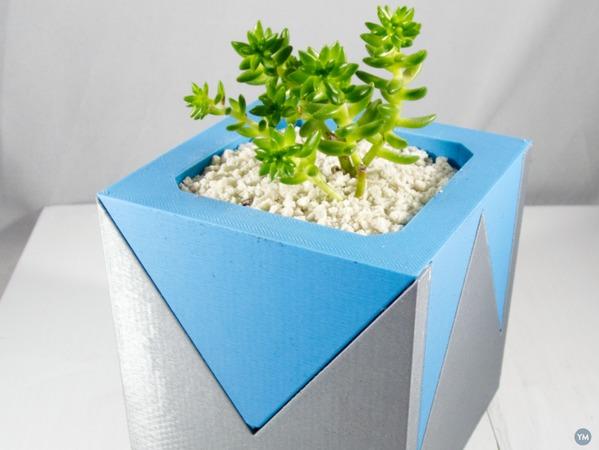 Modern V Planter