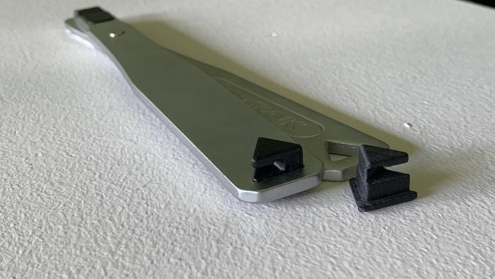 Topeak SuperSteel Tire Lever - Plastic Hook