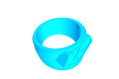 Rendering of Ring Stl