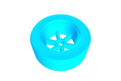 1:5 RC TE37 Drift Wheel