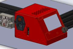 Populated Case