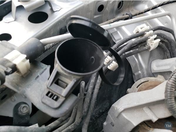 Mazda 3 Windshield Wiper Fluid Reservoir Cap