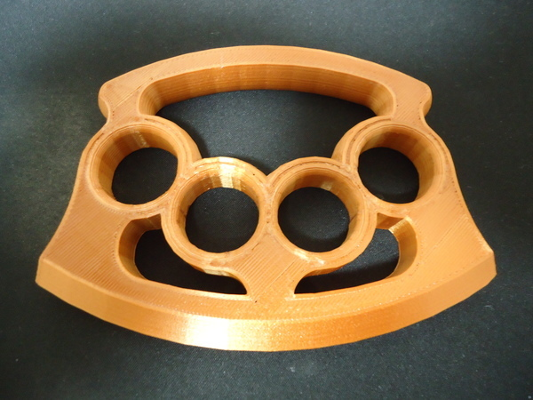 Ax Blade Knuckle Duster