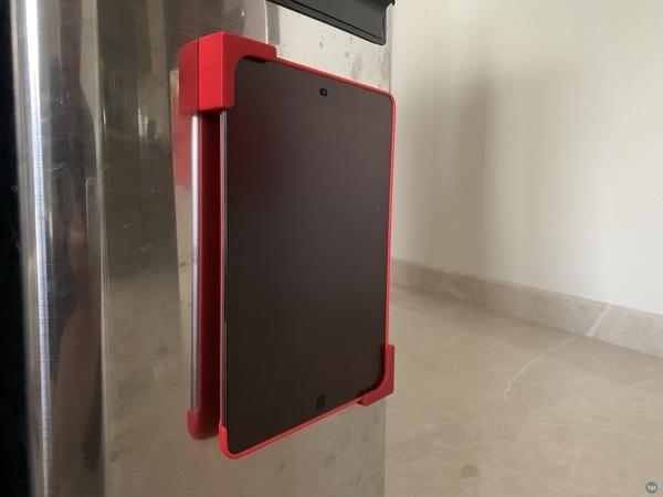 Magnetic tablet mount