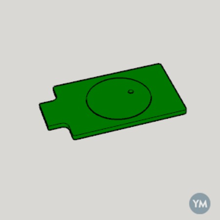 XYZ Da Vinci Jr series filament NFC card