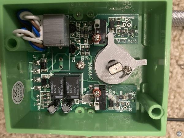 Air Conditioner CAM replacment