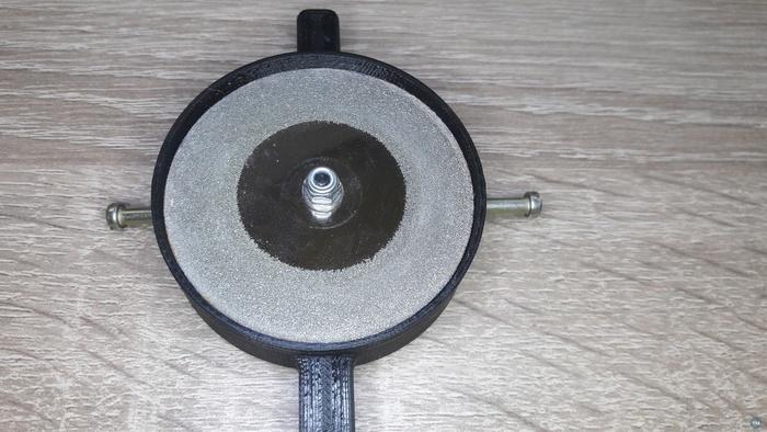 Cutting Discs Centering Clamp