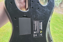 Rock Band Battery Cover