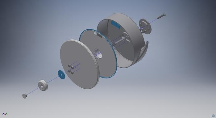 Filament Dispenser