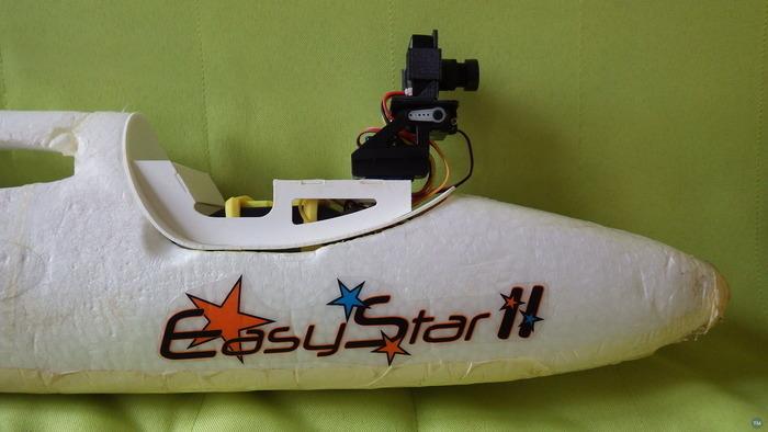 Cockpit FPV Easystar