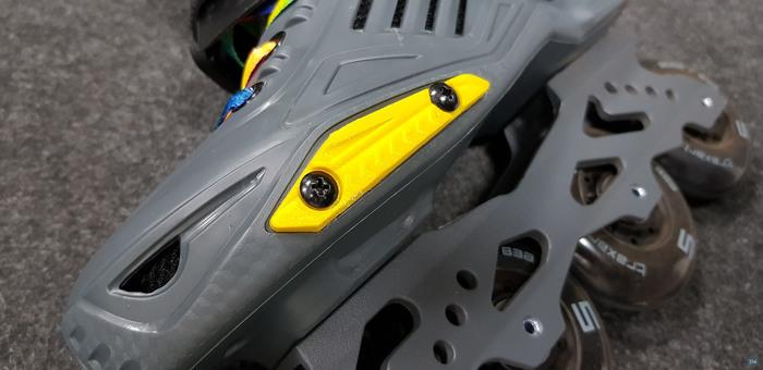 Traxart Secret Spot inline skate side bumper