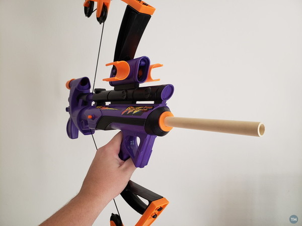 Nerf Big Bad Bow PVC and CPVC tip adaptor