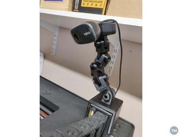 Camera Mount for Logitech C270 Webcam [Mk2] - Raise3D N2