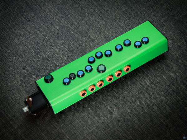 K.L.I.K. wind instrument keys