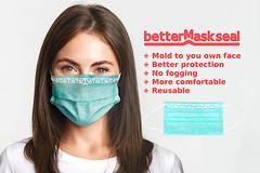 Better Maskseal Girl Mask Low