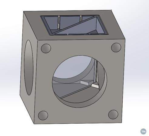 Filter cube