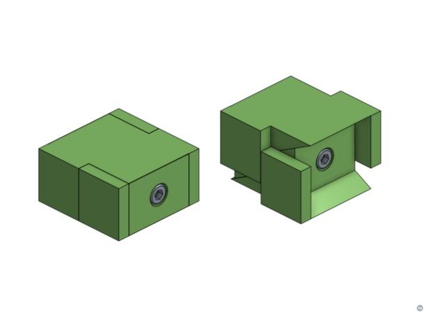 Adjustable Levelling Block