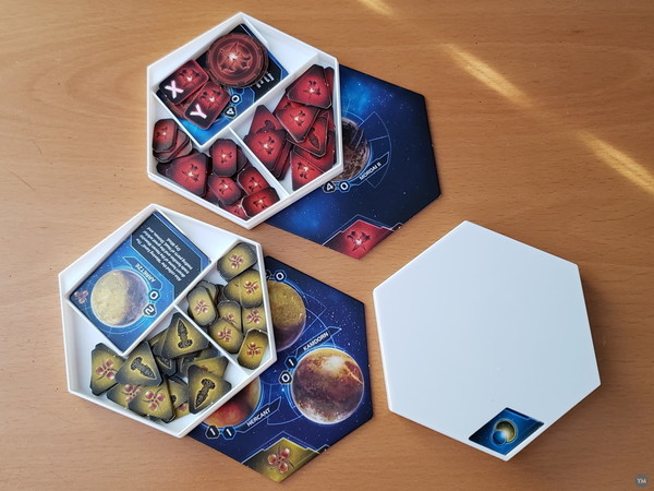 Faction boxes for Twilight Imperium