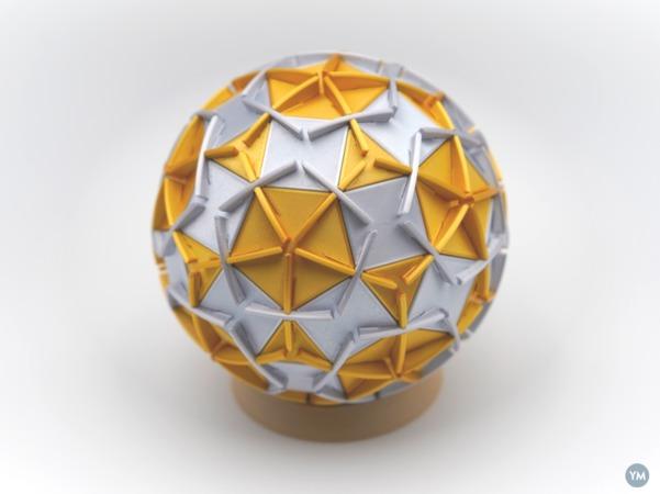 Rhombi puzzle